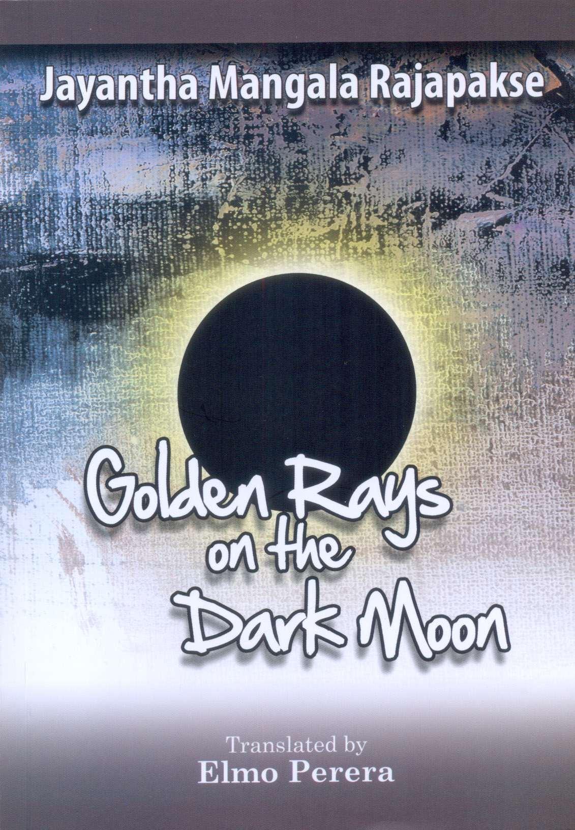 Golden Rays On The Dark Moon