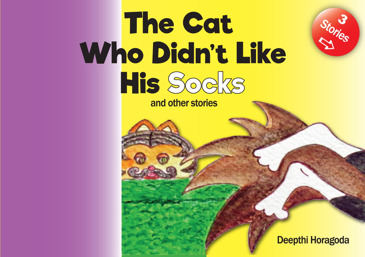 Cat Who Didnt Like His Socks And Other Stories