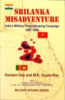 Sri Lanka Misadventure (Military Affairs Series)