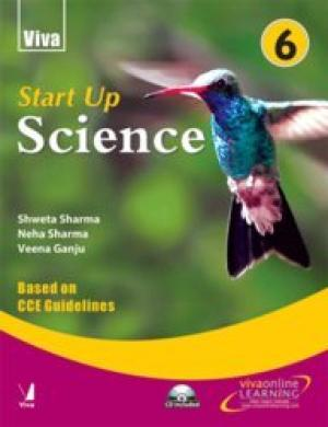 Viva Start Up Science - Book 6 (with Cd)