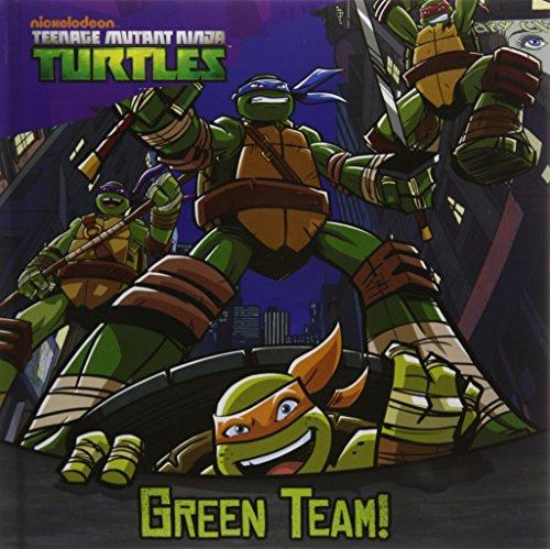 Teenage Mutant Ninja Turtles Green Team