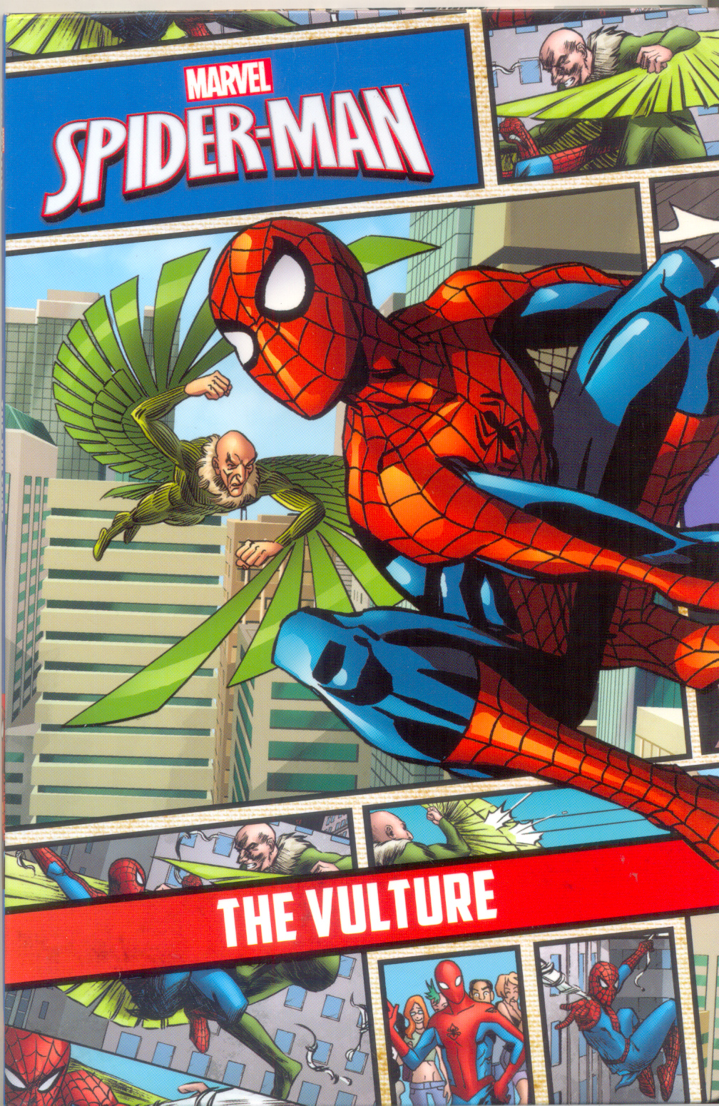 Marvel Spider-Man : The Vulture