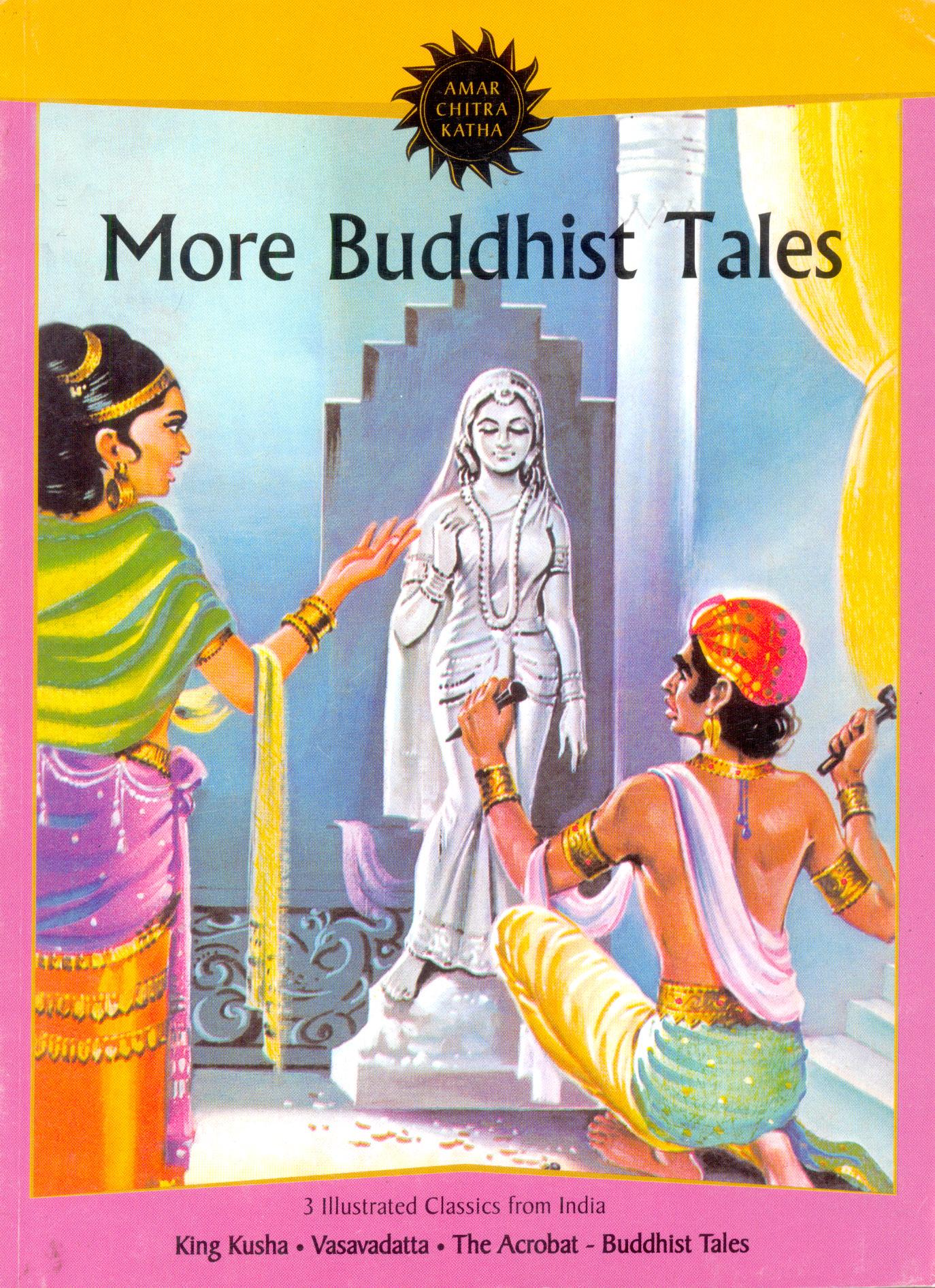 Amar Chitra Katha - More Buddhist Tales - 10023
