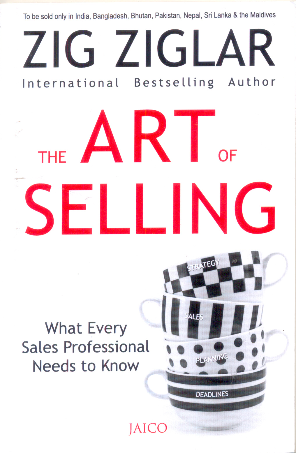 Art Of Selling