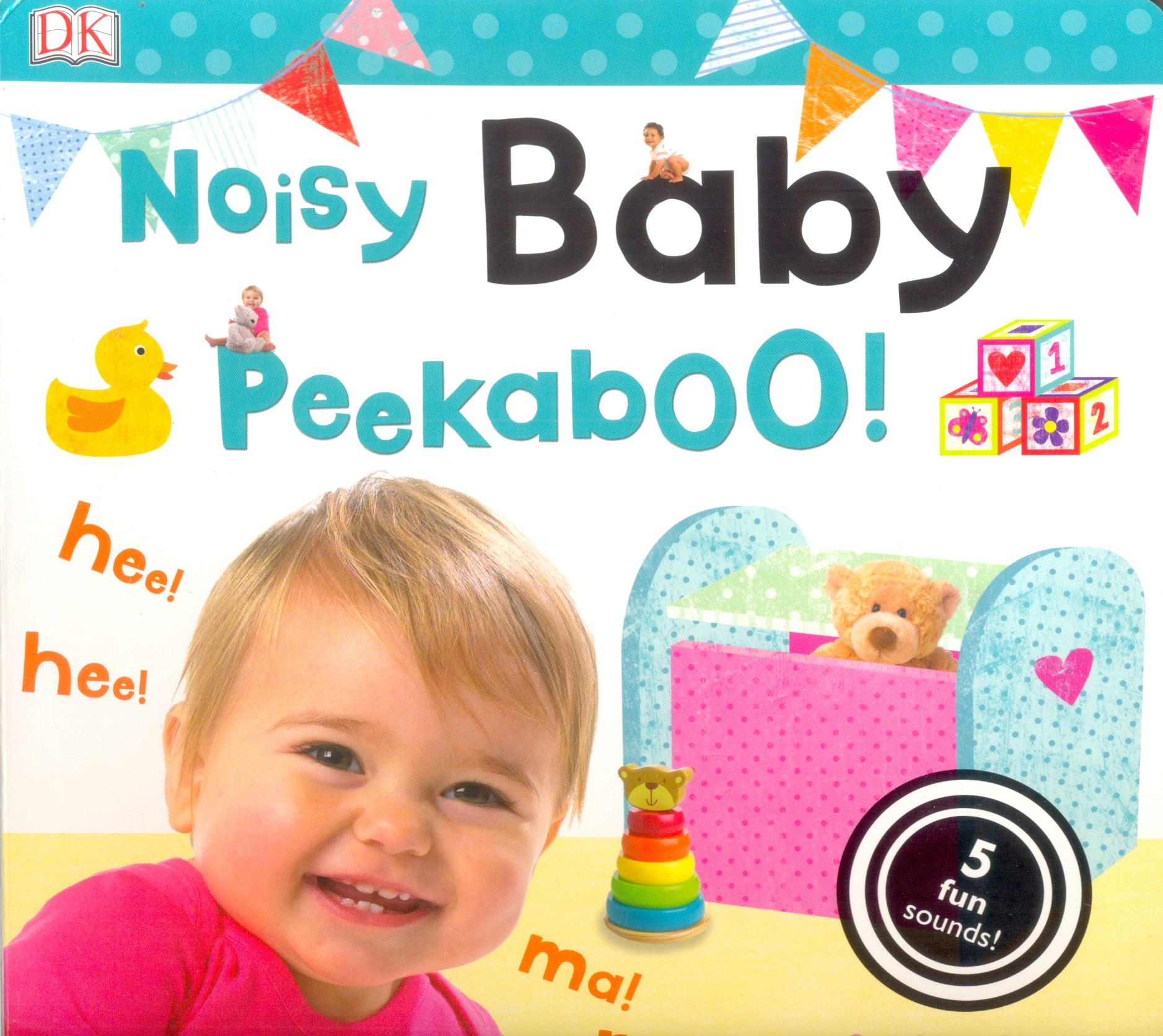 dk Noisy Baby Peekaboo!