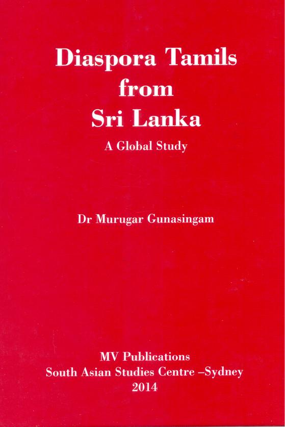 Diaspora Tamils From Sri Lanka