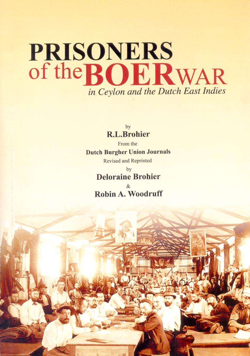 Prisoners Of The Boer War