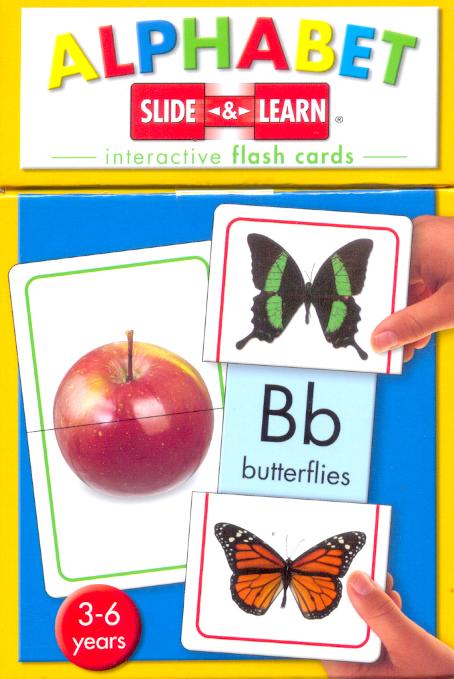 Alphabet : Slide & Learn